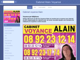 Le cabinet Alain voyance à votre service