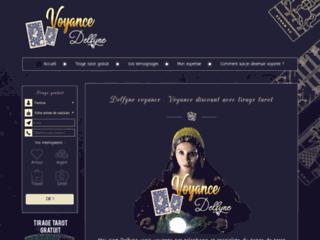 Voyance Delfyne, consultation de voyance par téléphone