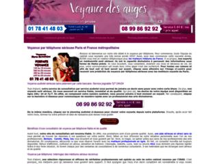 Elyna Voyance des Anges : service de voyance sérieux