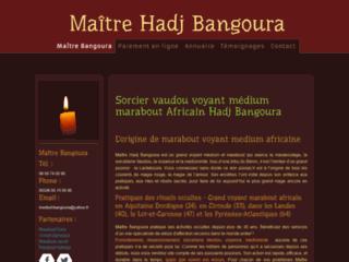 Détails : Hadj Bangoura, votre médium en Aquitaine