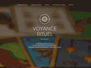 Voyance Rituel, voyance en ligne par visioconférence