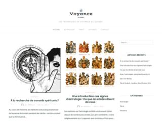 Un site pour la voyance au Québec