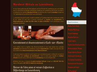 Détails : Comment est née le nom marabout