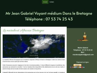 Maître Jean Gabriel : marabout en Bretagne
