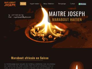 Maître Joseph, la solution aux problèmes ésotériques