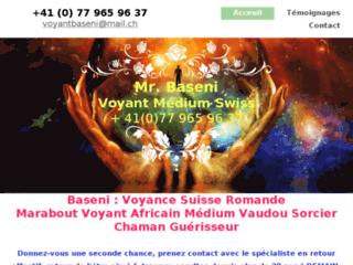 Voyant africain en Suisse