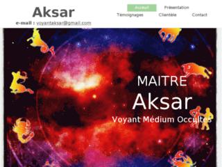 Aksar: spécialiste de la médiumnité