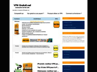 Détails : VPN gratuit