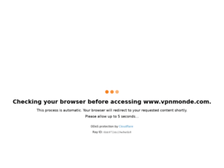 VPN monde - L'actualité du VPN