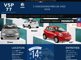 Détails : Location et vente de voiture sans permis