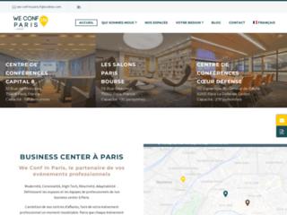 Détails : Business center à Paris