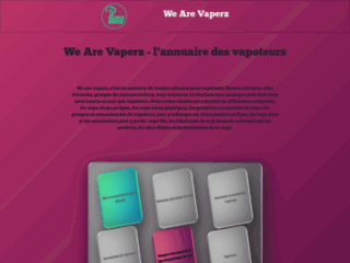 We are vaperz