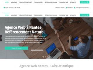 Agence Web Nantes : L'internet pour les professionnels