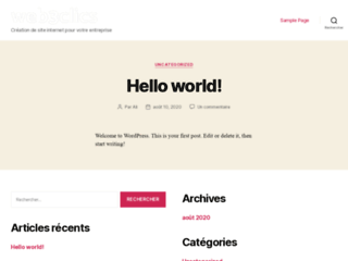 Détails : Agence de communication web et multimédia en France