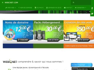 Hébergement web et création de site