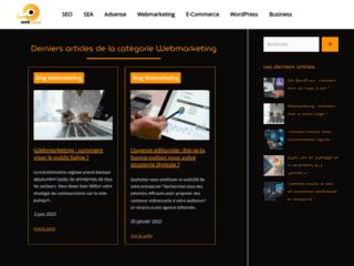 Consultant SEO et webmaster à Rennes