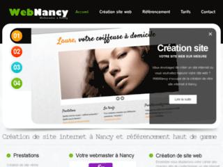 Détails : Création site internet à Nancy