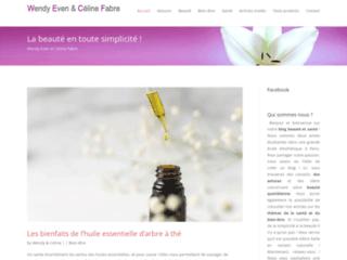 Site officiel de l'entreprise Wecf