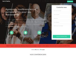 Agence de conférenciers sportifs en entreprise pour vos séminaires, conférence et team building