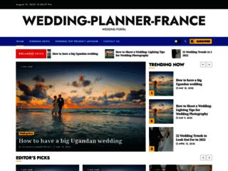 Détails : Wedding Planner et Organisateur de mariage sur toute la France