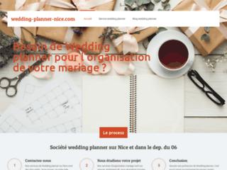 Entreprise de wedding planner sur Nice