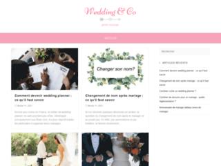 Wedding and Co