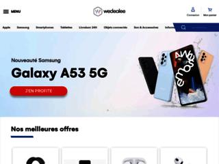 Acheter smartphone neuf