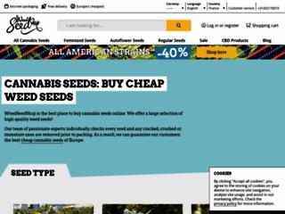 Détails : Graine de cannabis