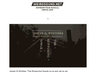 Weirdsound.net