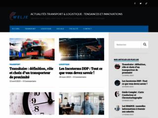 Blog Transport et Logistique