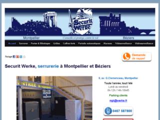 Détails : Werke Securit