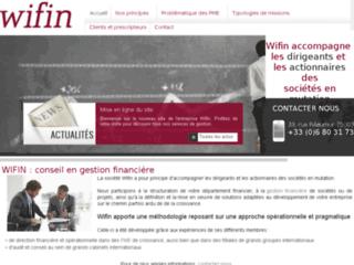Détails : Cession totale et levée de fonds Paris 3éme - Wifin