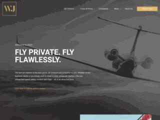 Détails : Wijet, première compagnie d'avion taxi en France