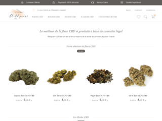 Wildgrass, une adresse pour le cbd légal en France