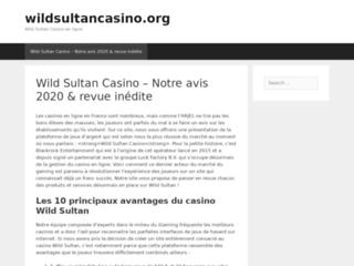 Informations sur le casino