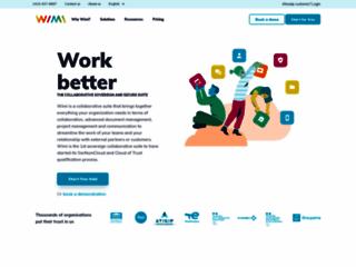 Détails : Wimi - le logiciel d'organisation d'entreprise