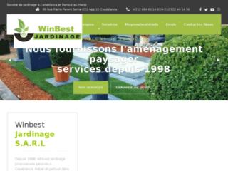 Société de jardinage à Tanger et partout au Maroc