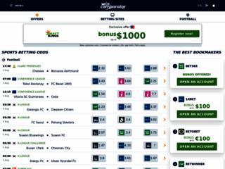 Détails : Wincomparator : Paris sportifs et comparateur de cotes
