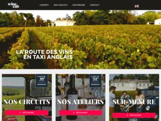 Wine Cab, entrez dans l'univers du vin