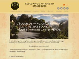Détails : Ecole de wing chun kung fu à Strasbourg