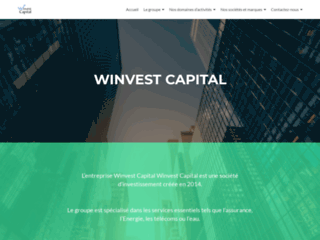 Détails : Winvest Capital | Stratégie en Gestion de Patrimoine