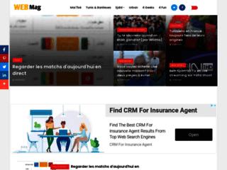 Web Mag  E-magazine