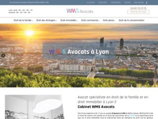 Wms avocats : cabinet d'avocats à Lyon 2