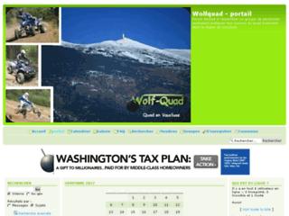 http://wolfquad.1fr1.net/forum.htm