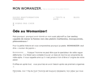 Womanizer, le guide complet
