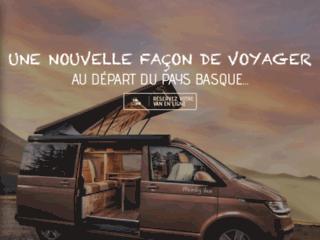 Détails : Woody Van, location de van au pays basque