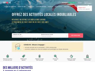 Des activités loisirs partout en France