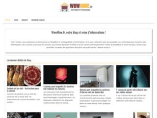 Blog et mine d'informations pratiques