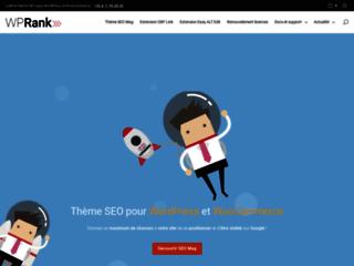 Détails : Produits pour améliorer le référencement des sites WordPress