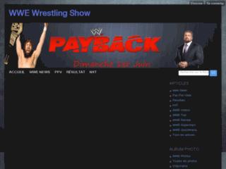 WWE Wrestling Show